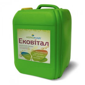 Биопрепарат Эковитал Соя Agromar - инокулянт семян сои