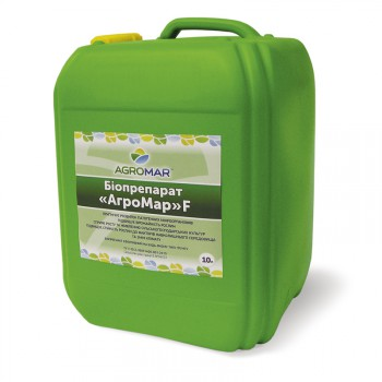 Біологічний засіб захисту рослин від хвороб АгроМар-F