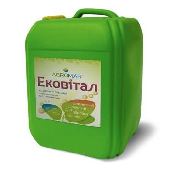 Інокулянт насіння сої - біопрепарат Ековітал Соя Agromar