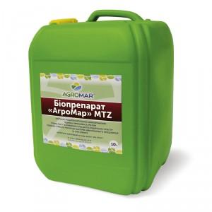 Біологічний засіб захисту рослин від шкідників АгроМар-MTZ