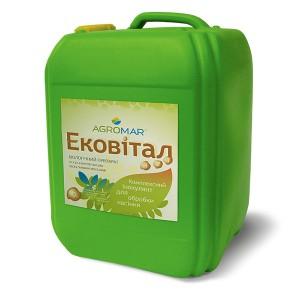 Біопрепарат Ековітал Нут Agromar - інокулянт насіння нуту